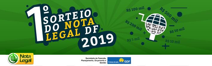 Banner Sorteio 2019