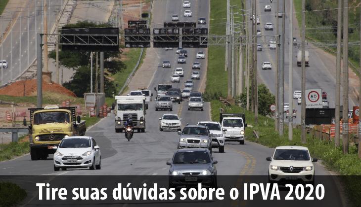 Tire suas dúvidas sobre o IPVA 2020