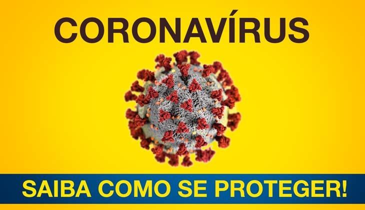 Coronavírus CONVID-19 como se proteger?